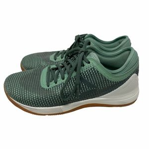 Reebok CrossFit Nano 8.0 Green Parchment Sneakers